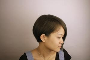 cinco 剪髮 短髮 ethan