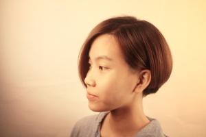 cinco 短髮 剪髮 wesly