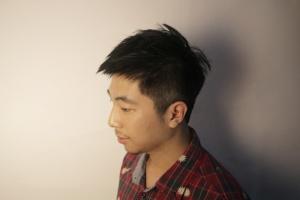 cinco lori 男士 剪髮