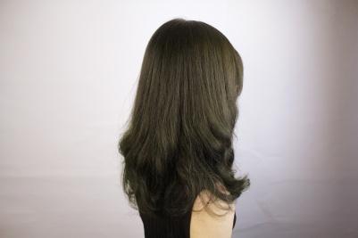 cinco 長髮 染髮 流行