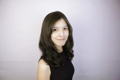 卷髮 長髮 染髮 流行 cinco