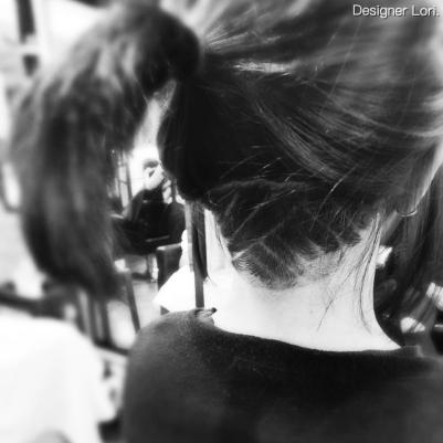 後頸剃髮2