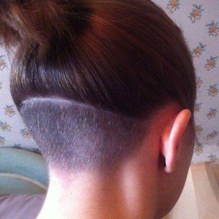 基本款剃髮