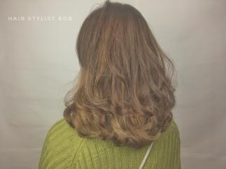 女生 大波浪 捲髮 燙髮 CINCO