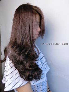 女生 染髮 髮型 CINCO