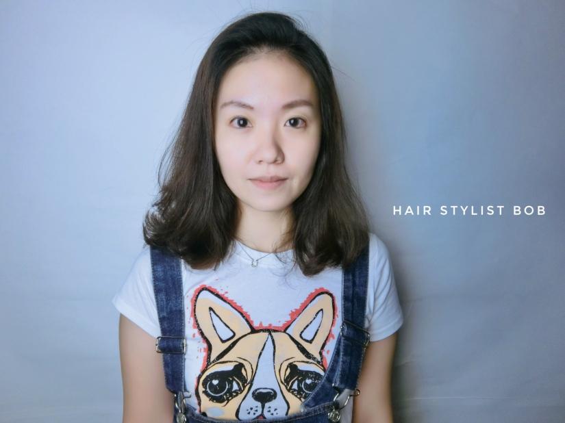 中長髮 女生 髮型 捲髮 CINCO