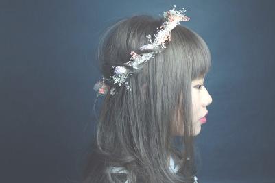 女生 染髮 特殊色 CINCO