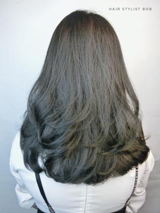 CINCO 染髮 特殊色 大波浪