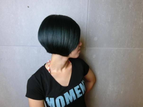 短髮 染髮