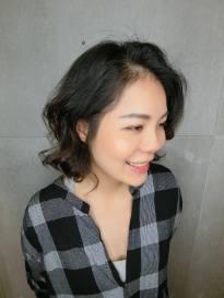 短髮 波浪 捲髮