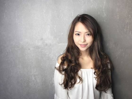 長髮 燙髮 髮型