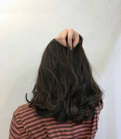 中長髮 捲髮 大卷