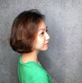 俏麗 氣質 短髮