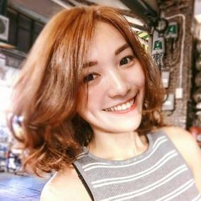 短髮 燙髮 染髮 髮型