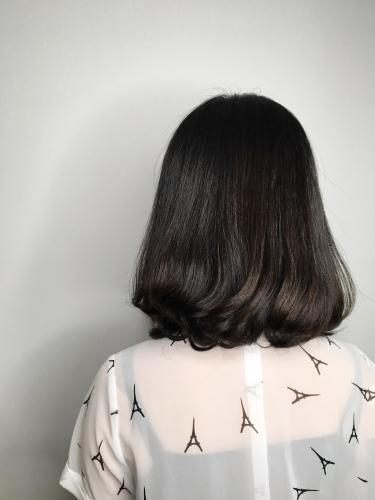 內彎 短髮