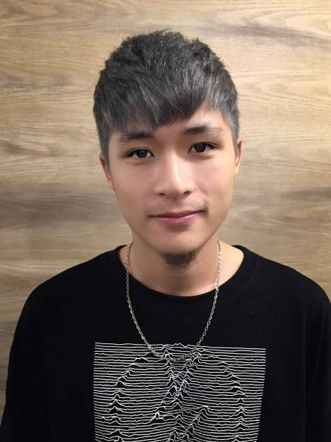 男生 剪髮 髮型 Mona