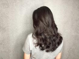 長髮 浪漫波浪捲髮