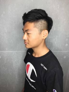 短髮 髮型 Mona