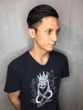 剪髮 男生 髮型