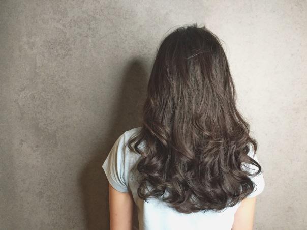 長髮 空氣感 捲髮