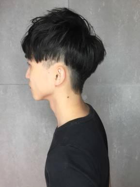 剪髮 男生 髮型 Mona