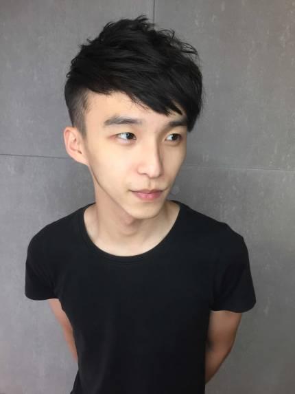 男生 短髮 髮型
