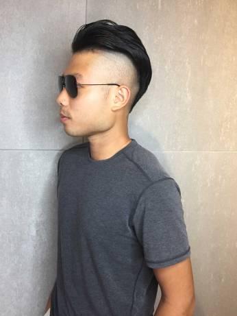 男生 髮型 剪髮
