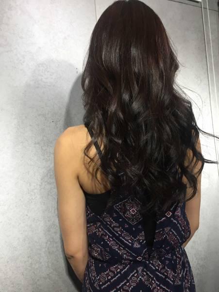 長髮 燙髮 波浪 捲髮