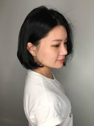 剪髮 髮型 短髮