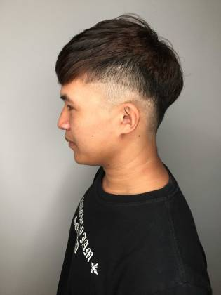 短髮 Mona