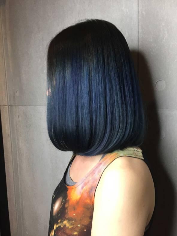 特殊色 剪髮 染髮