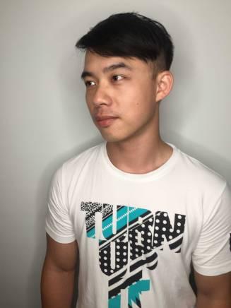 短髮 髮型 剪髮