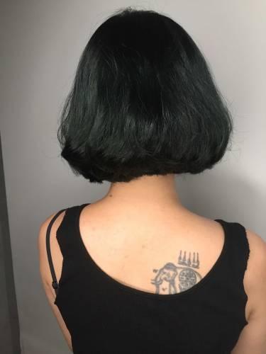 髮型 短髮