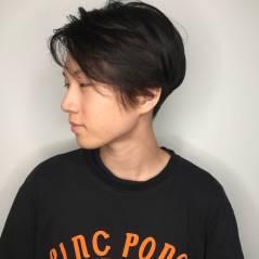 剪髮 髮型 Mona
