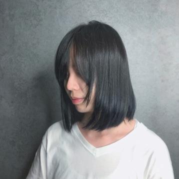 短髮 自然輕盈感