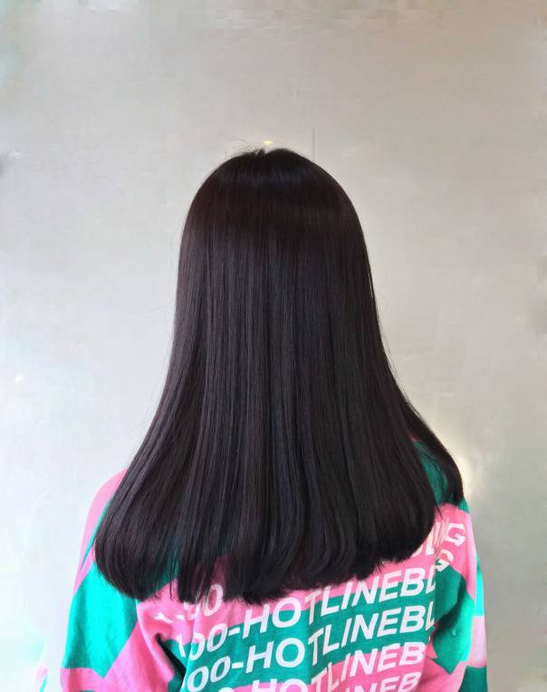 中長髮 內彎 Vita