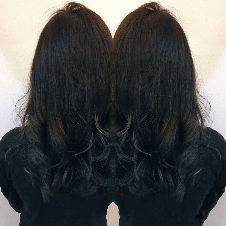 長髮 捲髮 波浪