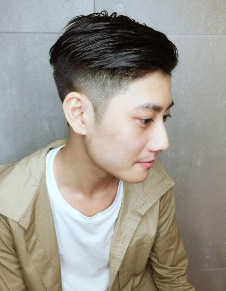 剪髮 髮型