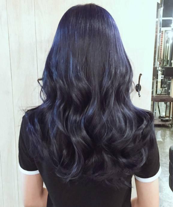 大波浪 捲髮 燙髮 髮型