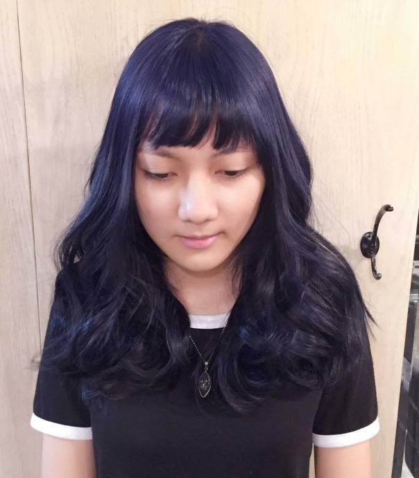 長髮 剪髮 髮型 Yumi
