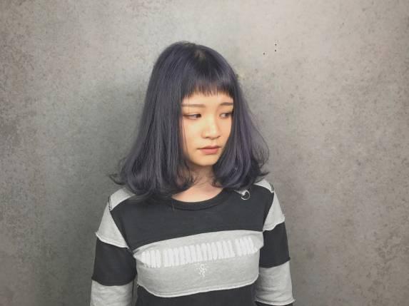 特殊色 染髮