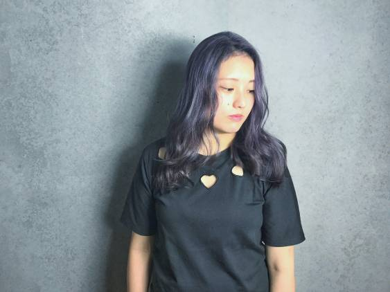 染髮 特殊色 漂髪 捲髮